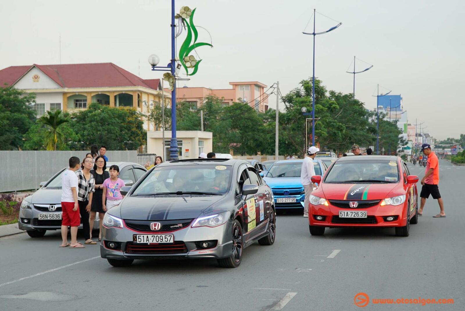 Civic Club Saigon tổ chức offline kỷ niệm sinh nhật lần thứ 3 - Hình 21