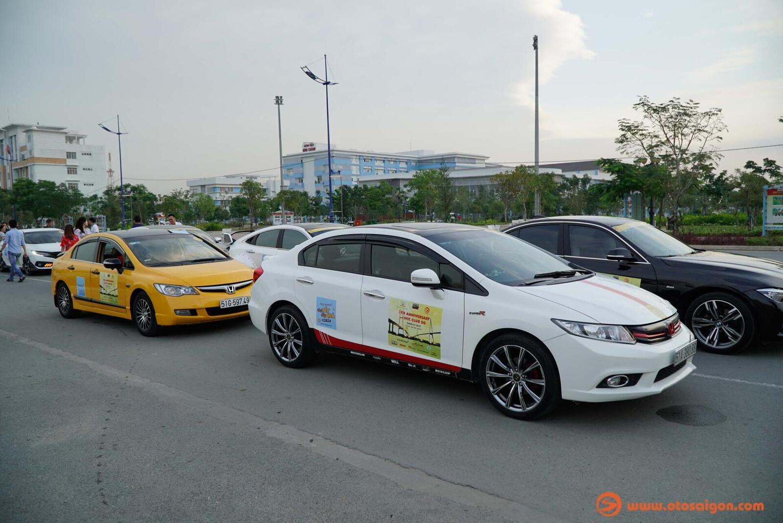 Civic Club Saigon tổ chức offline kỷ niệm sinh nhật lần thứ 3 - Hình 22