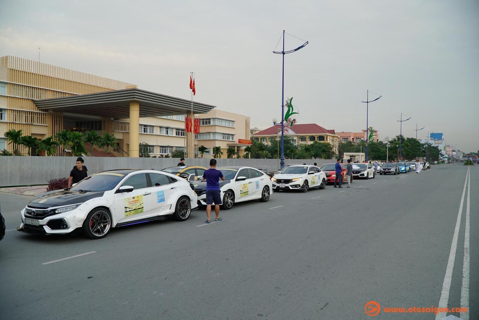 Civic Club Saigon tổ chức offline kỷ niệm sinh nhật lần thứ 3 - Hình 24