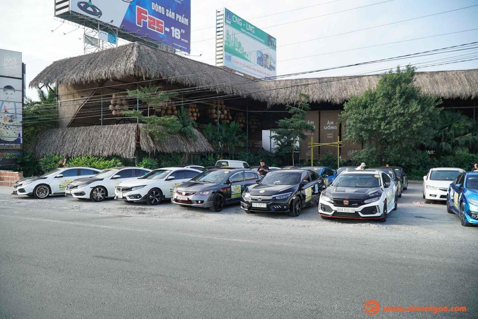 Civic Club Saigon tổ chức offline kỷ niệm sinh nhật lần thứ 3 - Hình 25