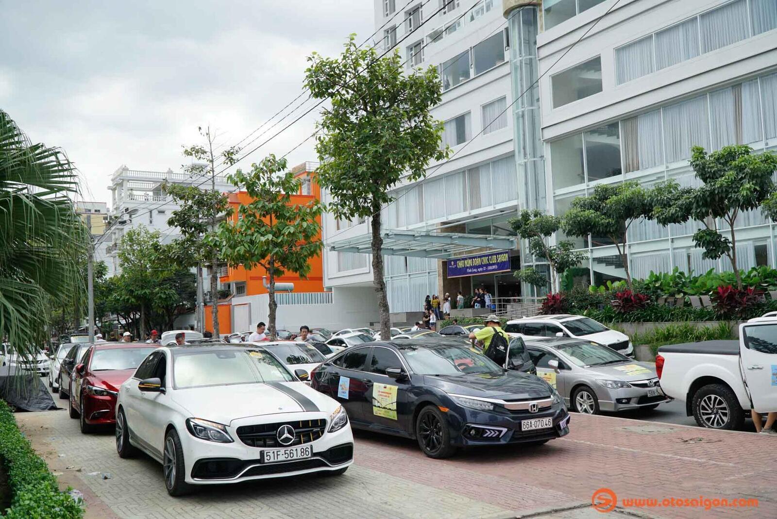 Civic Club Saigon tổ chức offline kỷ niệm sinh nhật lần thứ 3 - Hình 27