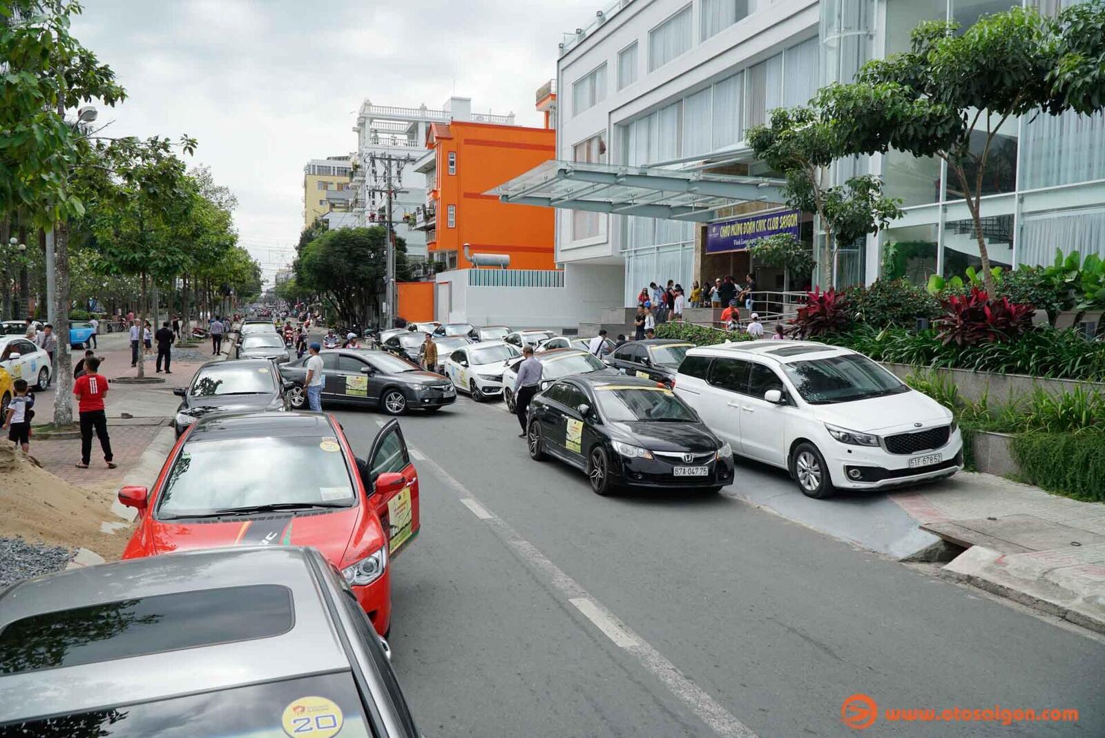 Civic Club Saigon tổ chức offline kỷ niệm sinh nhật lần thứ 3 - Hình 28