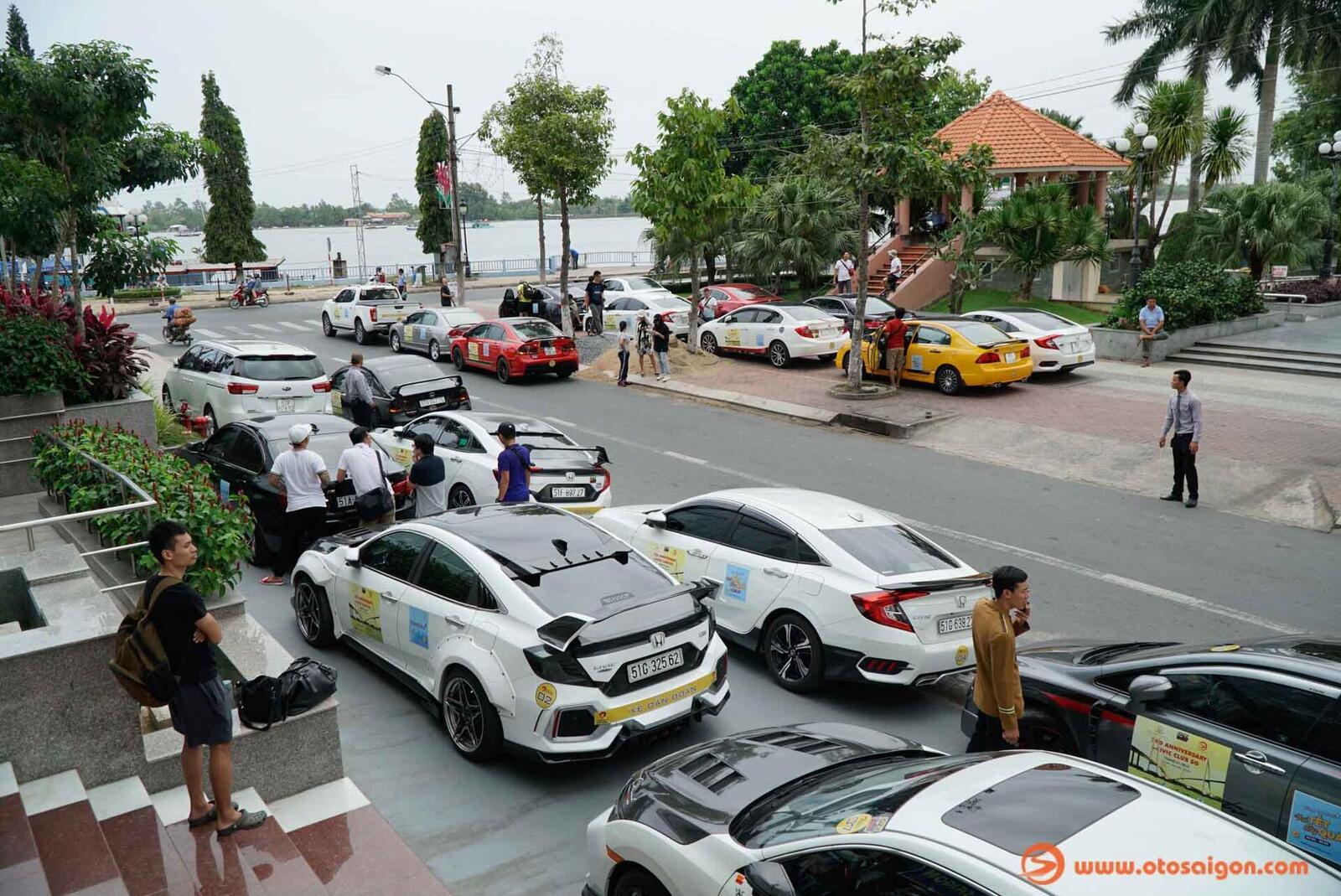 Civic Club Saigon tổ chức offline kỷ niệm sinh nhật lần thứ 3 - Hình 29