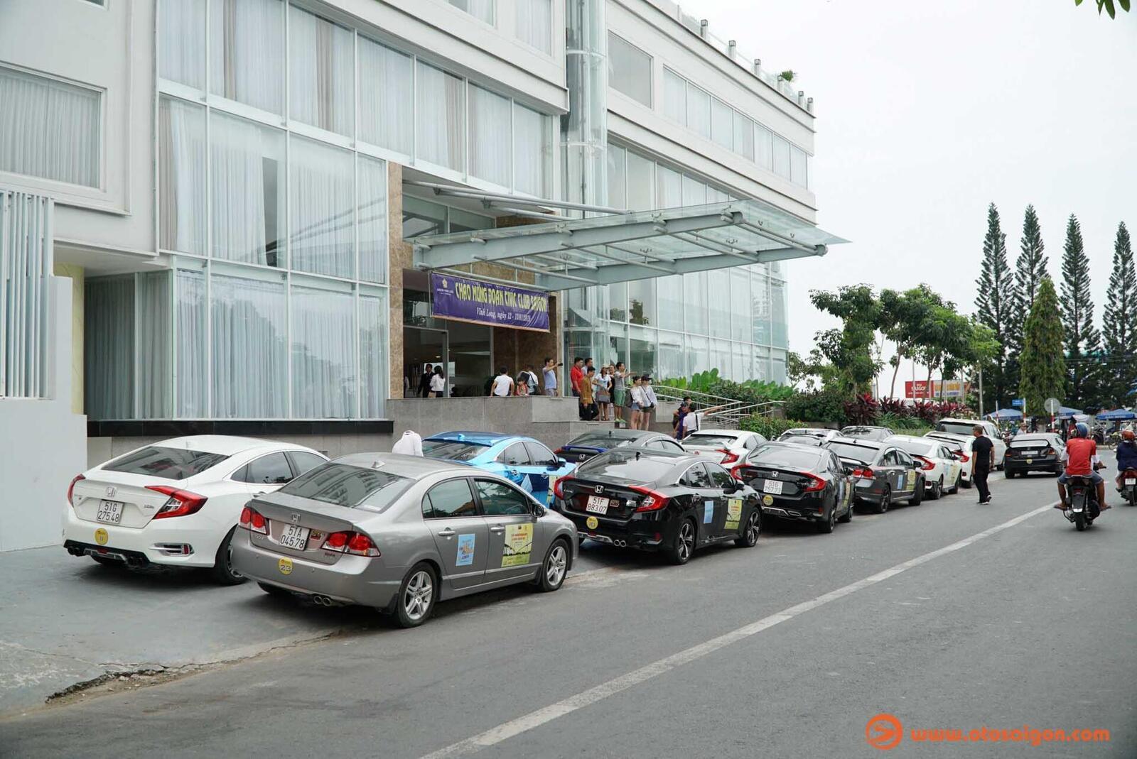 Civic Club Saigon tổ chức offline kỷ niệm sinh nhật lần thứ 3 - Hình 30