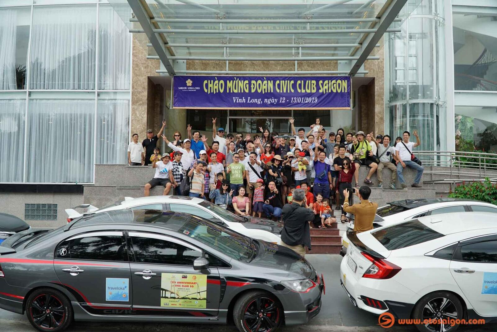 Civic Club Saigon tổ chức offline kỷ niệm sinh nhật lần thứ 3 - Hình 31