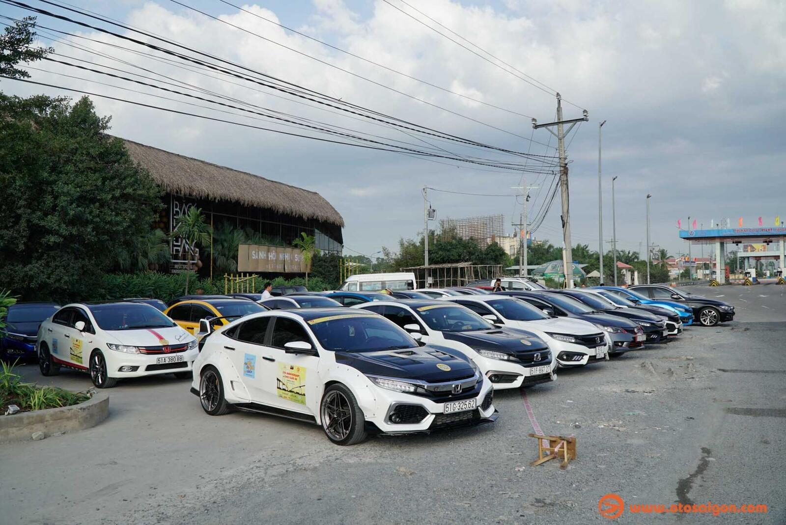 Civic Club Saigon tổ chức offline kỷ niệm sinh nhật lần thứ 3 - Hình 9