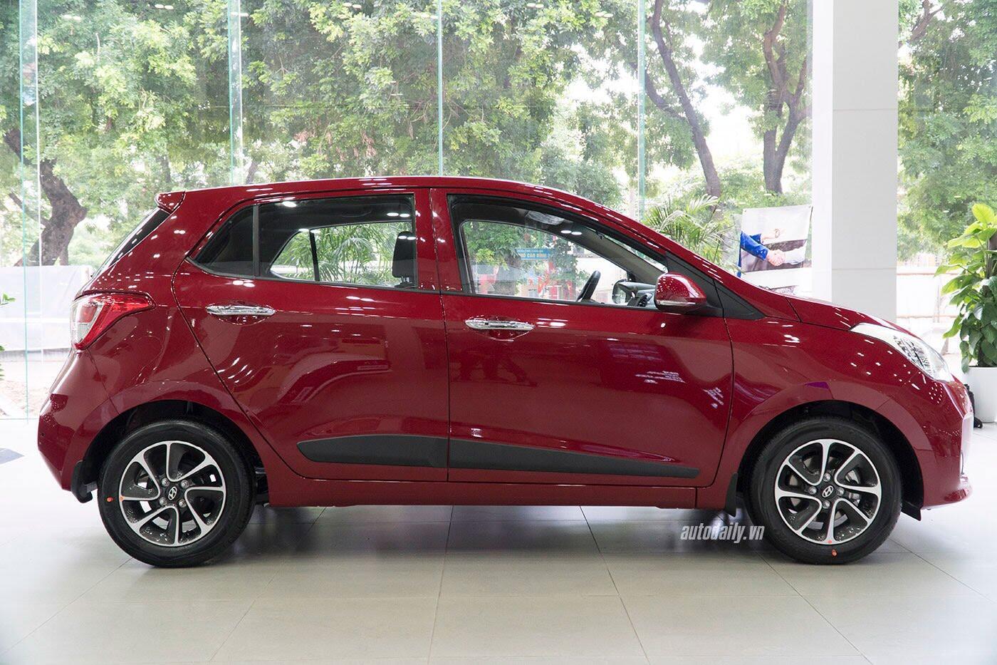 Có 400 triệu đồng, mua Hyundai Grand i10 hay Kia Morning? - Hình 4