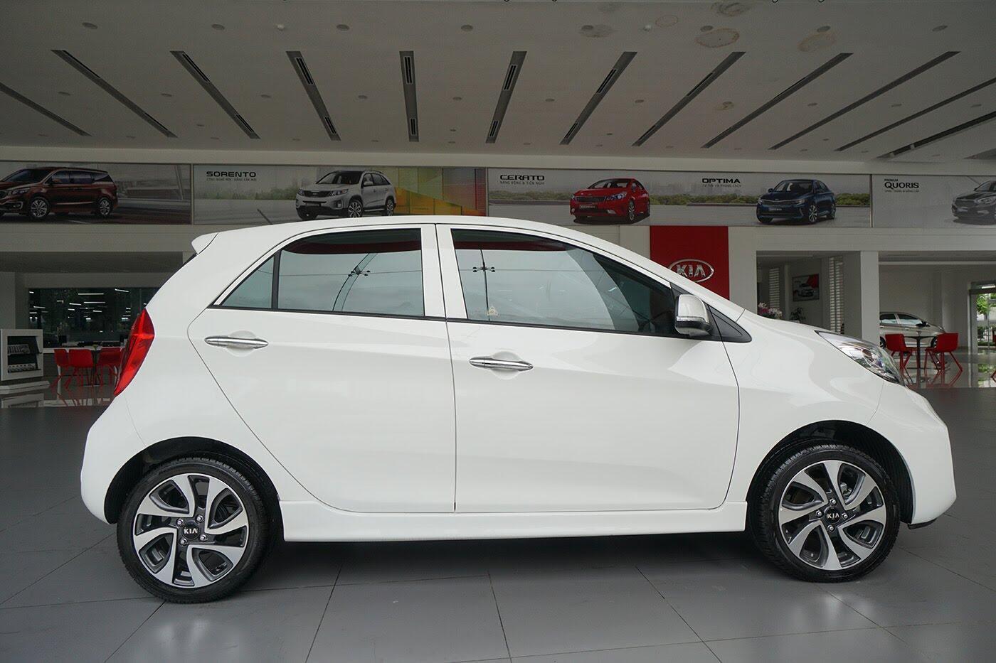 Có 400 triệu đồng, mua Hyundai Grand i10 hay Kia Morning? - Hình 5