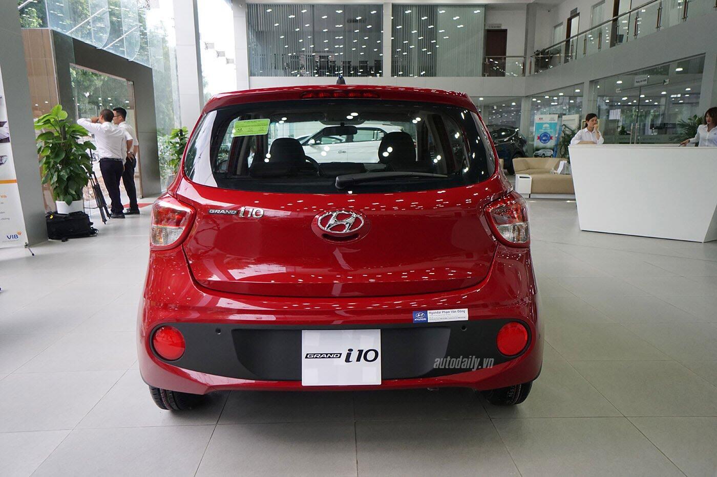 Có 400 triệu đồng, mua Hyundai Grand i10 hay Kia Morning? - Hình 6