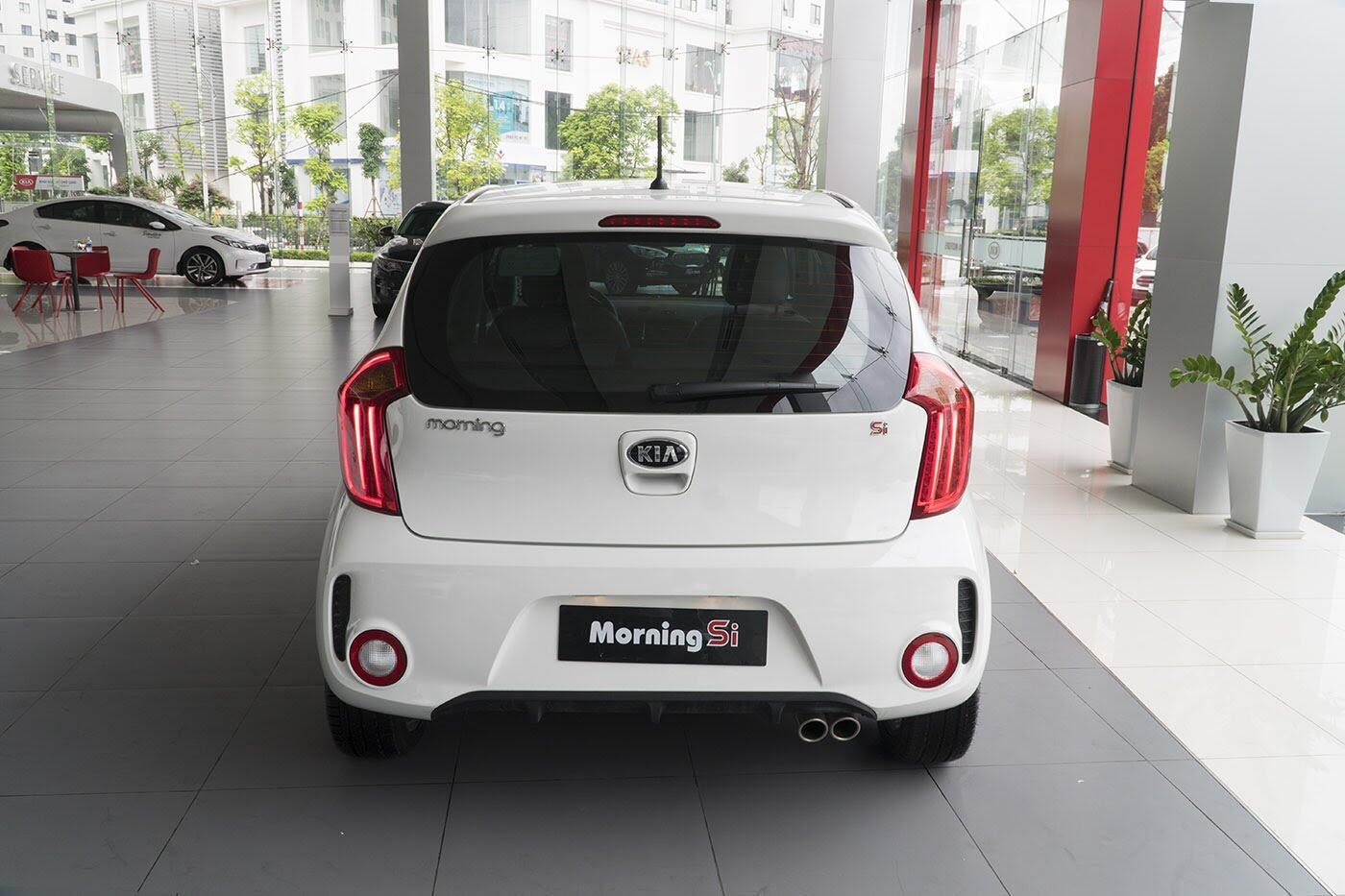 Có 400 triệu đồng, mua Hyundai Grand i10 hay Kia Morning? - Hình 7