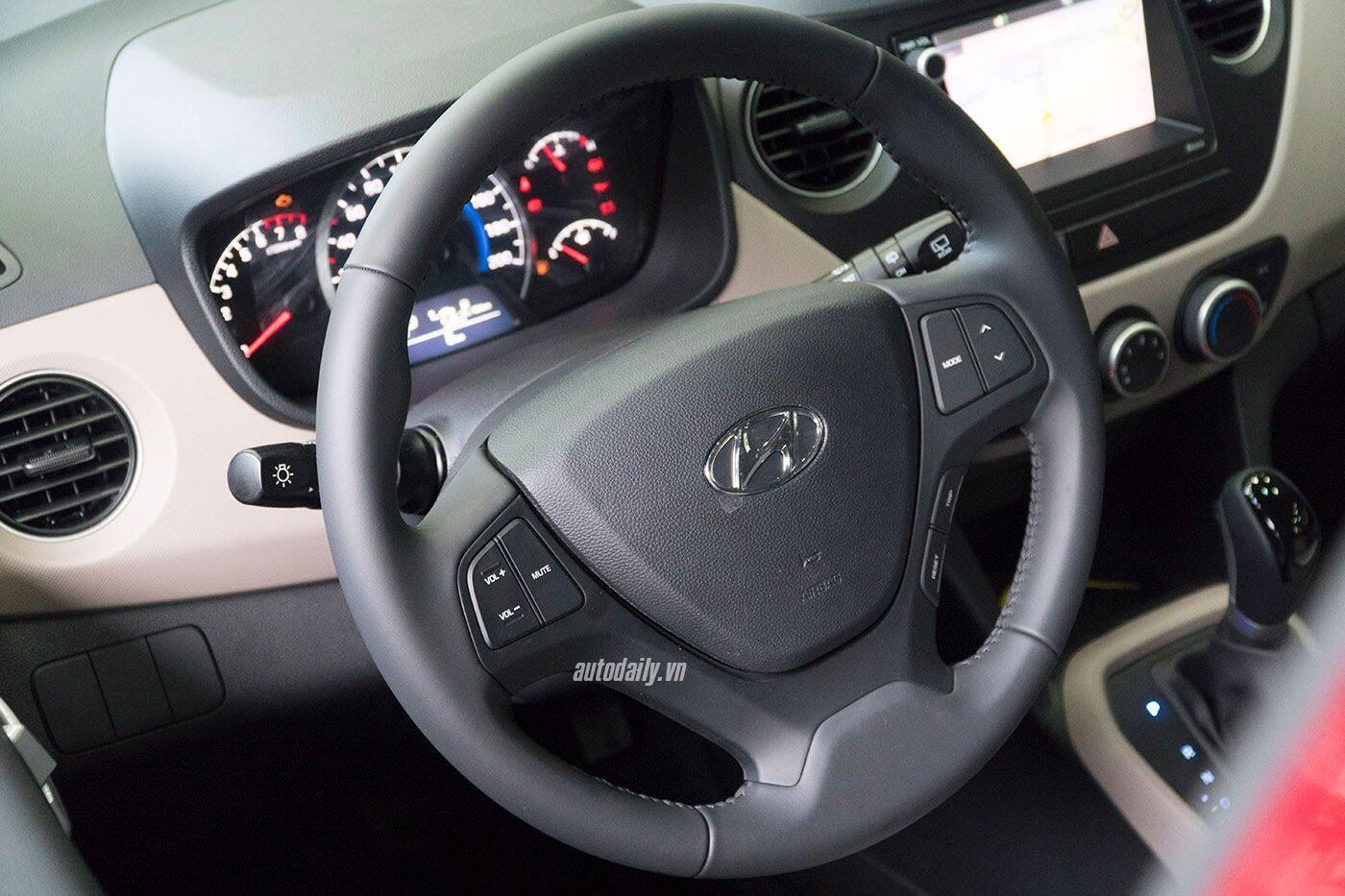 Có 400 triệu đồng, mua Hyundai Grand i10 hay Kia Morning? - Hình 8