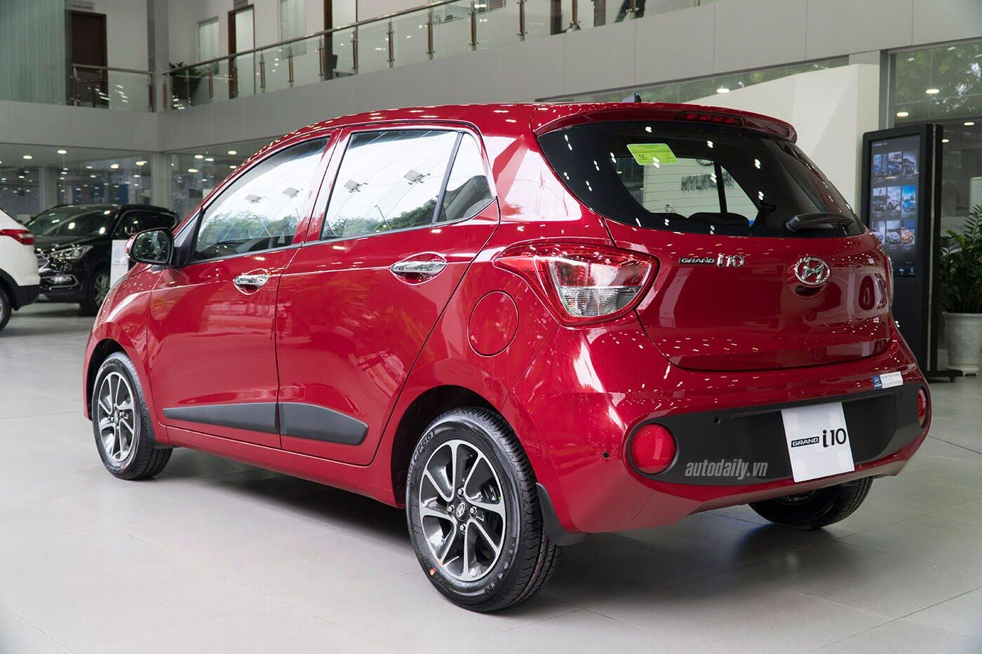 Có 400 triệu đồng, mua Hyundai Grand i10 hay Kia Morning? - Hình 14