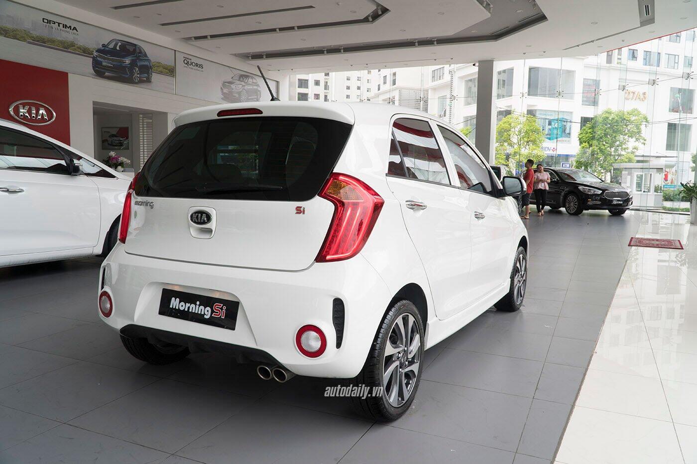 Có 400 triệu đồng, mua Hyundai Grand i10 hay Kia Morning? - Hình 15