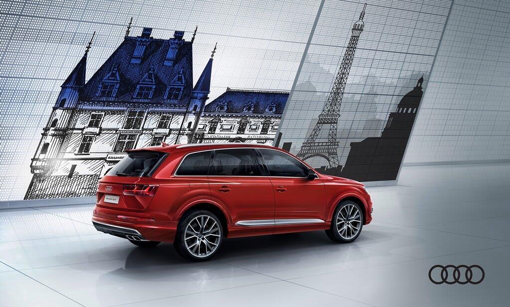 Cơ hội khám phá nước Pháp khi mua xe Audi Q7 - Hình 1