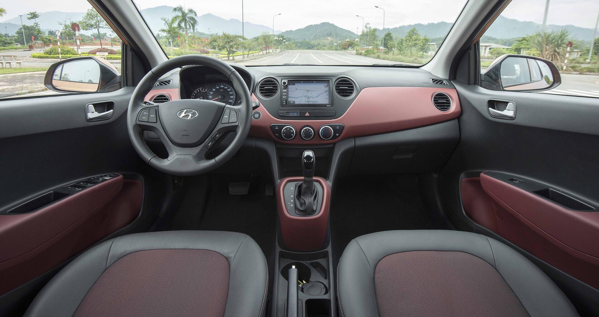 Cơ hội lái thử Hyundai Grand i10 2017 lắp ráp trong nước tại Hà Nội - Hình 3