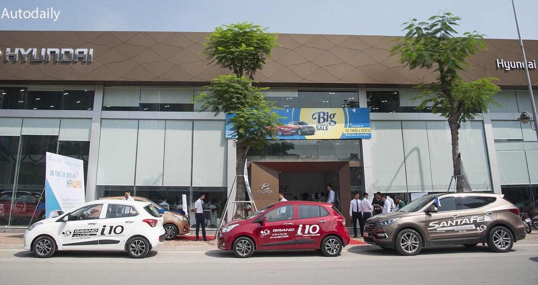 Cơ hội lái thử Hyundai Grand i10 2017 lắp ráp trong nước tại Hà Nội - Hình 5