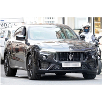 Con trai Beckham cầm lái mẫu SUV đắt tiền của Maserati