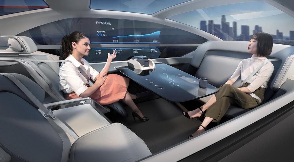 Concept 'phi cơ mặt đất' của Volvo - Hình 3