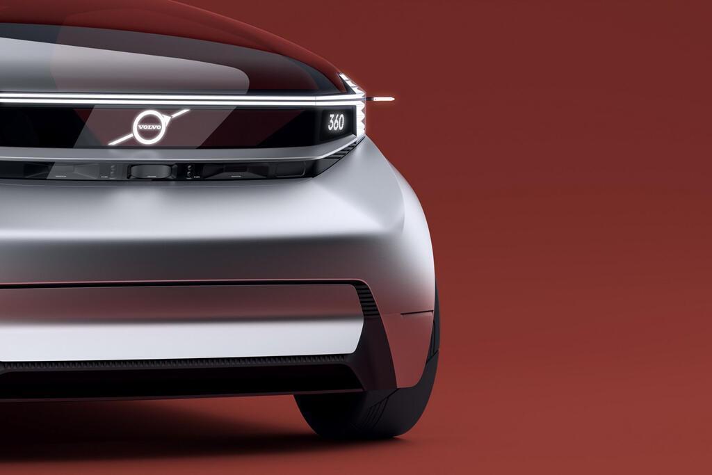 Concept 'phi cơ mặt đất' của Volvo - Hình 5
