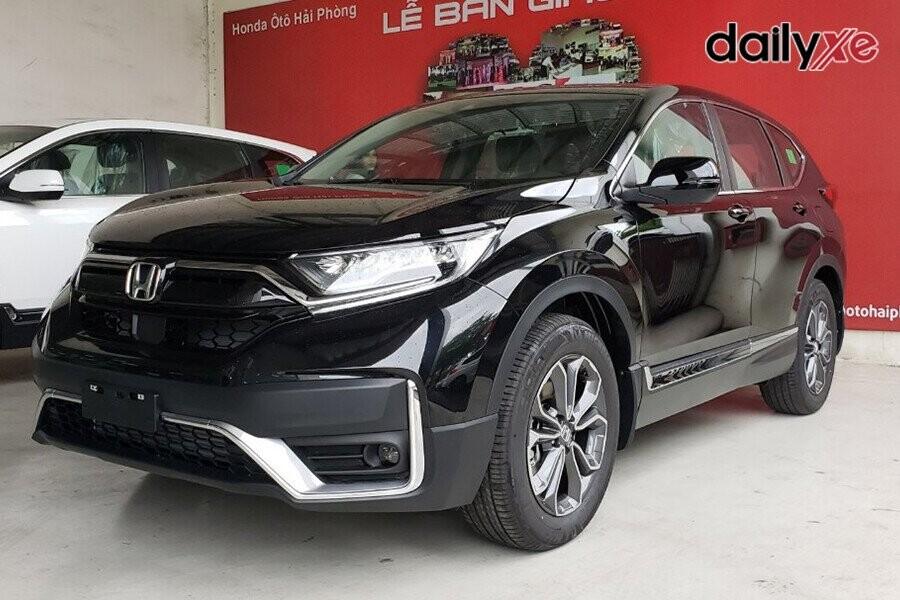 Tổng quan Honda CR-V