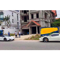 Đại gia Hải Phòng tậu cặp đôi siêu xe Ferrari - Lamborghini mui trần
