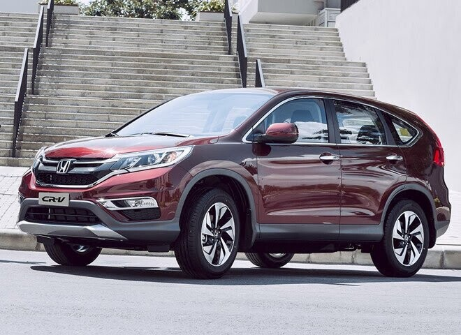 Đại hạ giá, doanh số Honda CR-V gấp đôi Mazda CX-5 - Hình 1