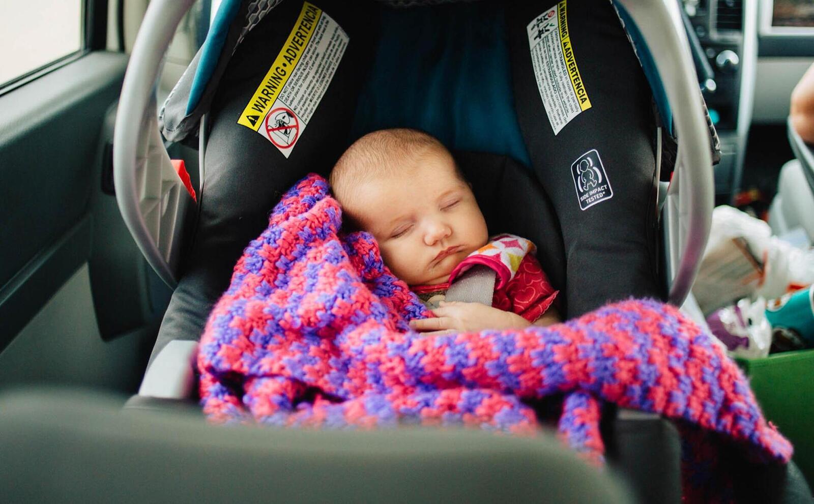 Đại học Waterloo Canada phát triển cảm biến chống trẻ nhỏ bị nhốt trong xe hơi