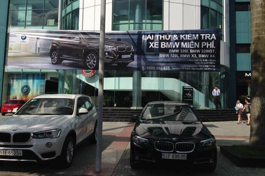 Đại Lý BMW Hải Phòng