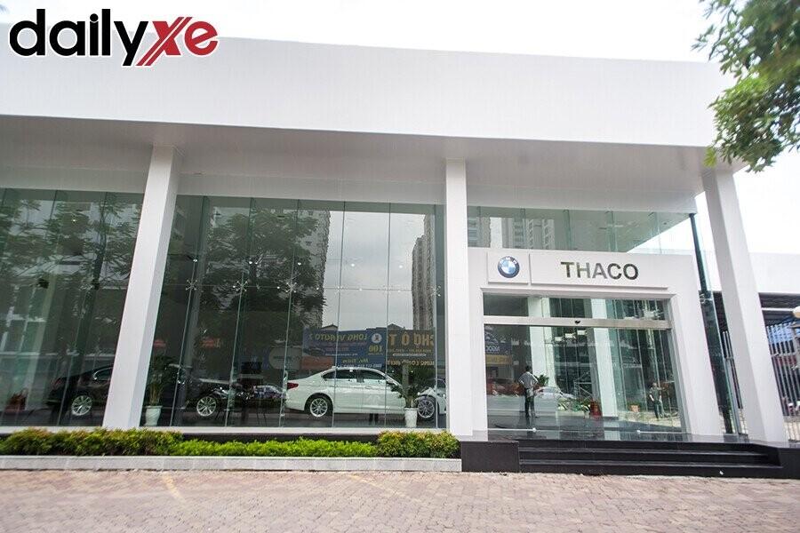 Showroom BMW Lê Văn Lương