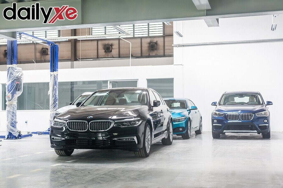 BMW Lê Văn Lương - Hình 3