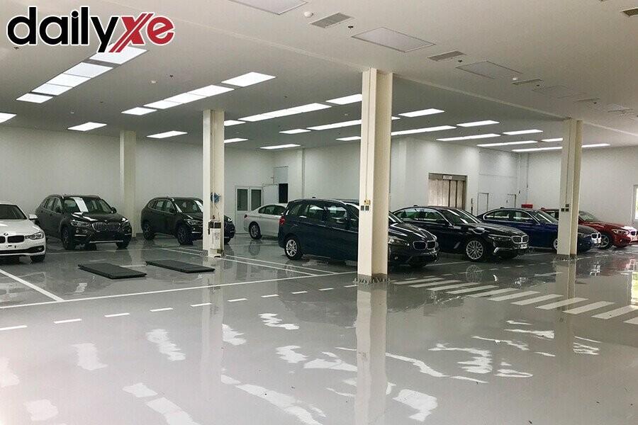 Các mẫu xe BMW luôn sẵn sàng giao ngay cho Khách Hàng