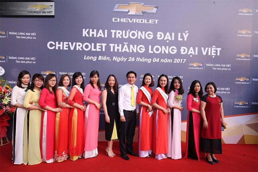 Lễ Khai Trương Chevrolet Đại Việt