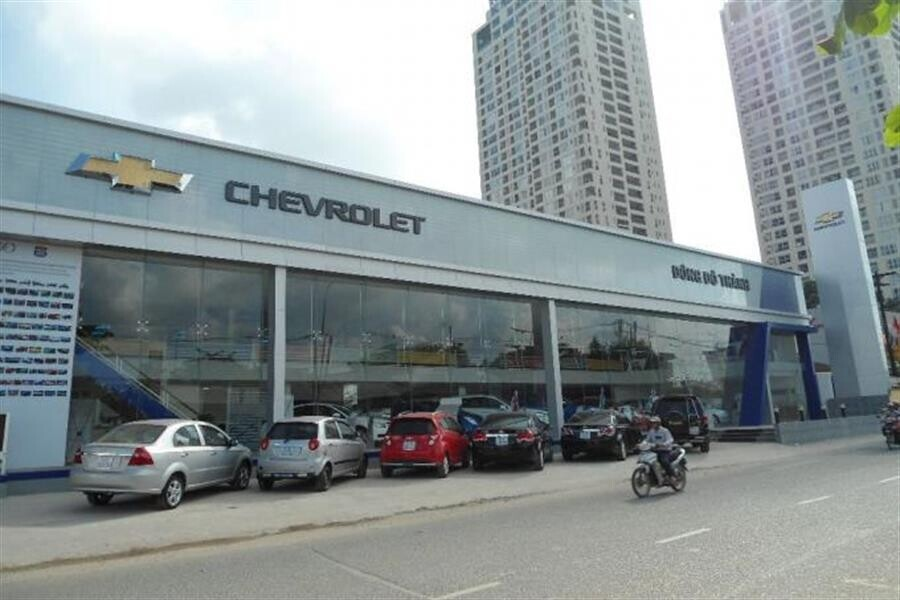Showroom Đông Đô Thành