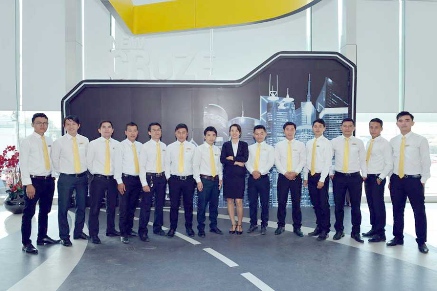 Đại lý Chevrolet Việt Long Quận 12 TPHCM - Hình 3