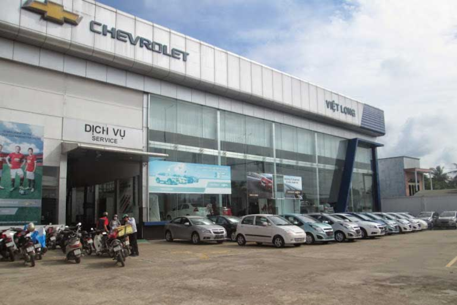 Chevrolet Việt Long