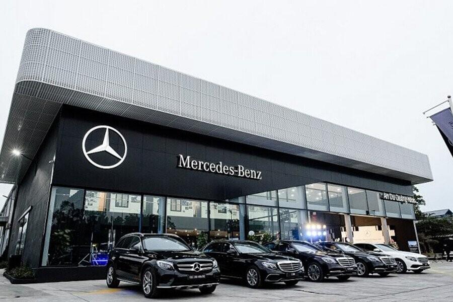 Showroom Mercedes-Benz An Du - Quảng Ninh