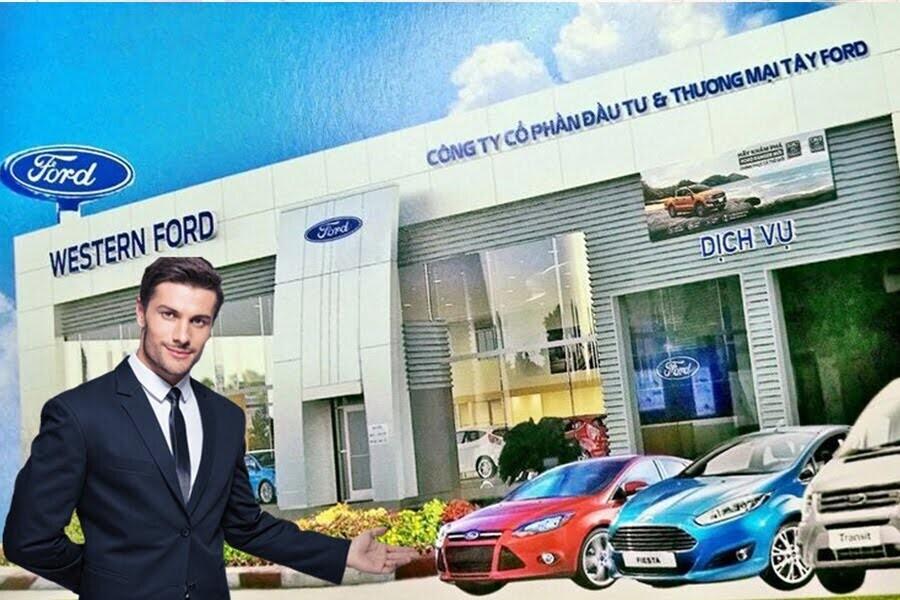 Đại Lý Ford An Lac Quận Bình Tân TP Hồ Chí Minh - Hình 1