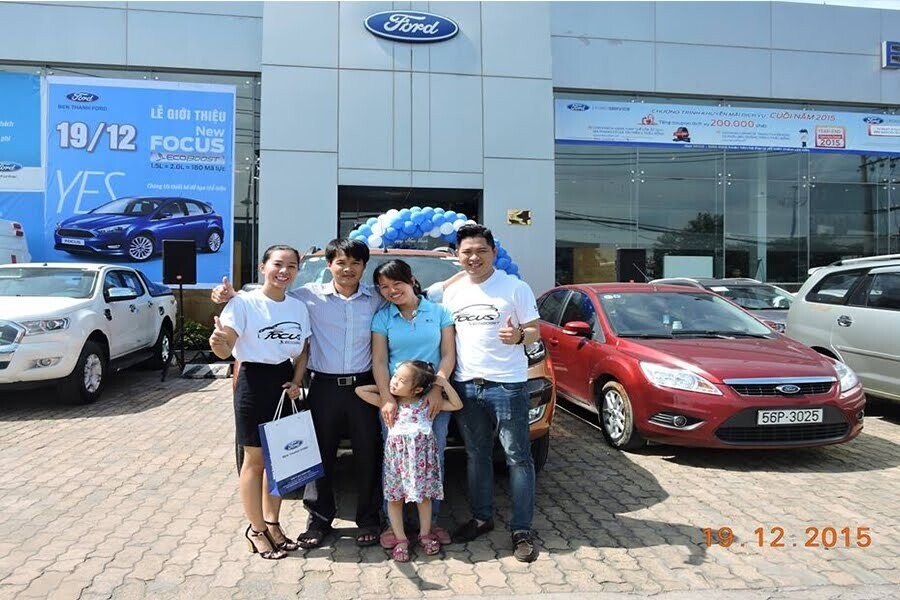 Đại Lý Ford Bến Thành Quận Tân Phú TP Hồ Chí Minh - Hình 2