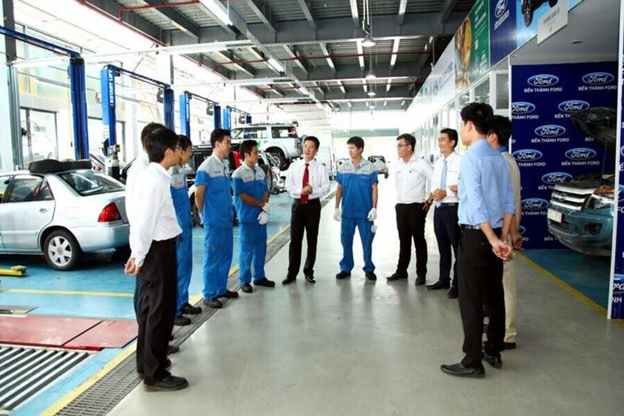 Đại Lý Ford Bến Thành Quận Tân Phú TP Hồ Chí Minh - Hình 3