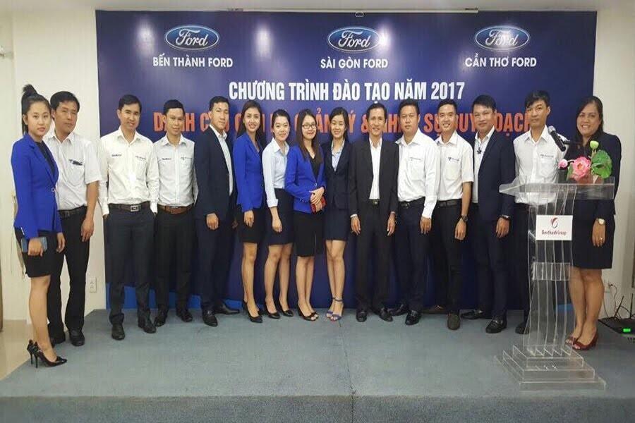Đại Lý Ford Bến Thành Quận Tân Phú TP Hồ Chí Minh - Hình 4