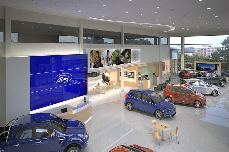 Đại Lý Ford Bình Dương Tp Thủ Dầu Một Bình Dương - Hình 2