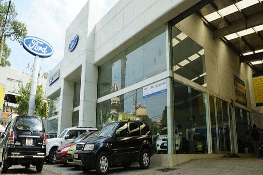 Đai Lý Ford Cao Thắng Quận 3 Thành Phố Hồ Chí Minh - Hình 1