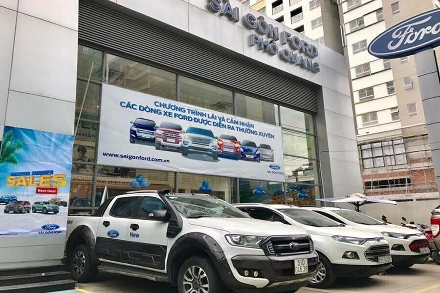 Đai Lý Ford Phổ Quang Quận Tân Bình Thành Phố Hồ Chí Minh - Hình 2