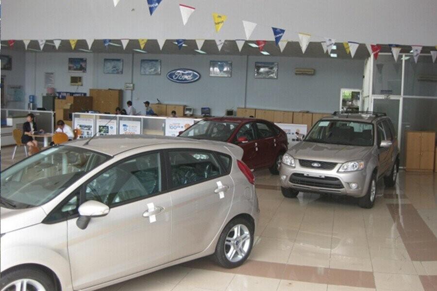 Đai Lý Ford Cao Thắng Quận 3 Thành Phố Hồ Chí Minh - Hình 5