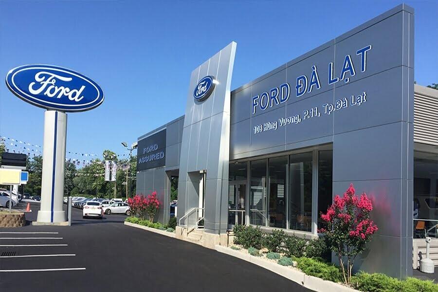 Đại Lý Ford Đà Lạt Tp Đà Lạt Lâm Đồng - Hình 1