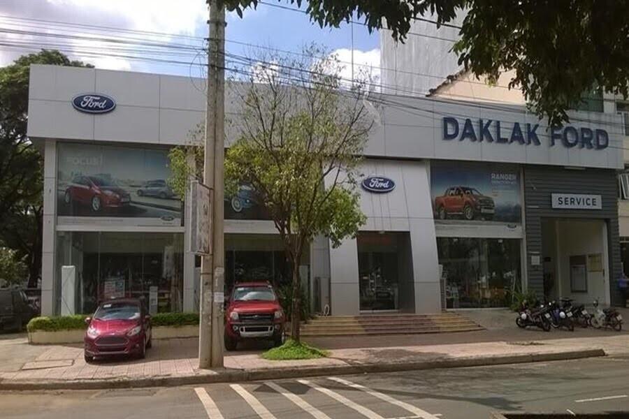Đại Lý Ford Daklak Tp Buôn Ma Thuột Đắk Lắk - Hình 1