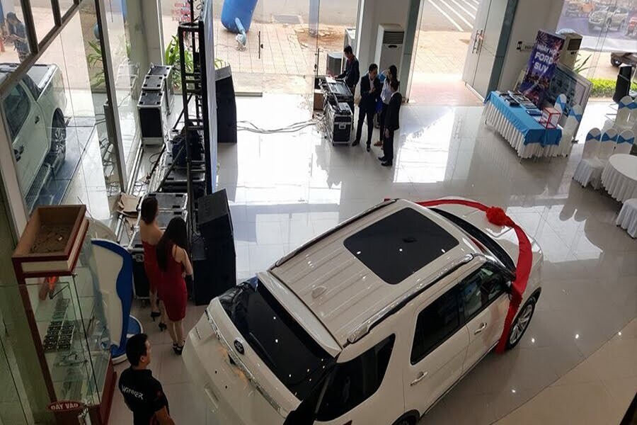 Đại Lý Ford Daklak Tp Buôn Ma Thuột Đắk Lắk - Hình 2