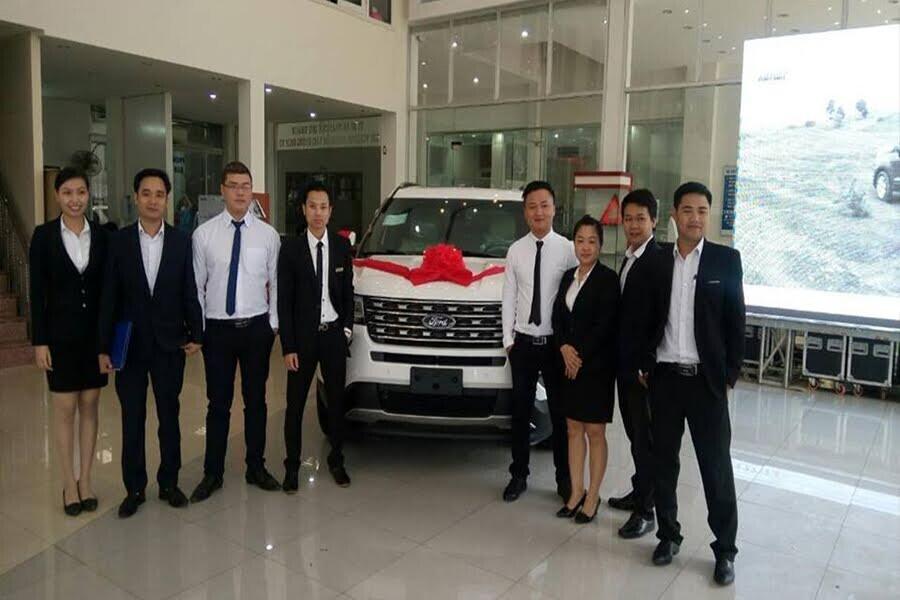 Đại Lý Ford Daklak Tp Buôn Ma Thuột Đắk Lắk - Hình 4