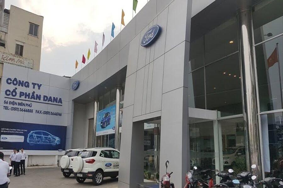 Đại Lý Ford Dana Quận Thanh Khê Đà Nẵng - Hình 1