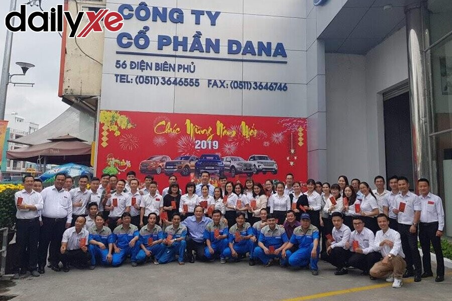 Đội Ngũ Nhân Viên Ford Đà Nẵng